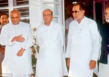 third front, government