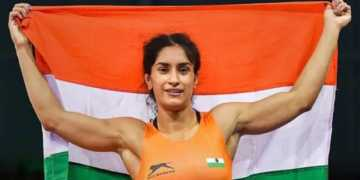 vinesh phogat, asian games