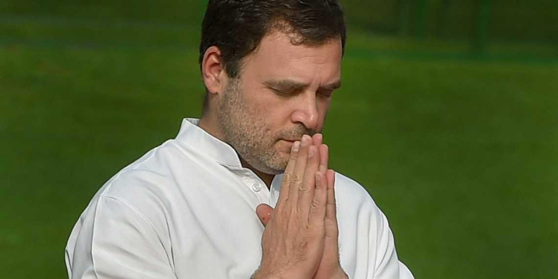 rahul speeches