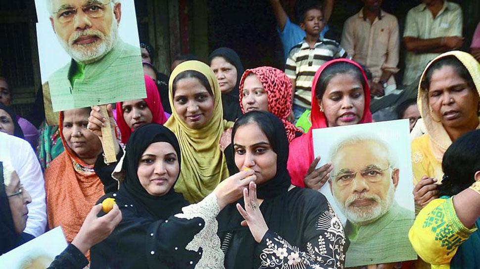 tripple talaq bjp elections