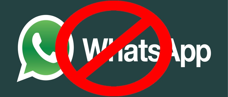 whatsapp india ban