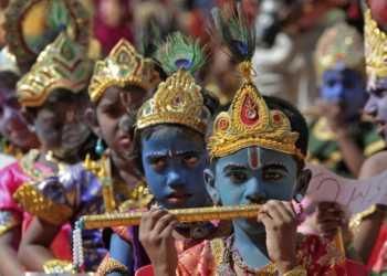 Jamashtami West Bengal