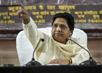 mayawati congress
