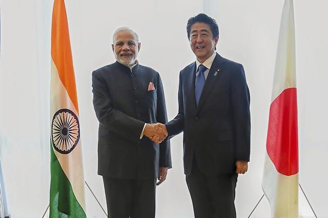 PM Modi, Japan