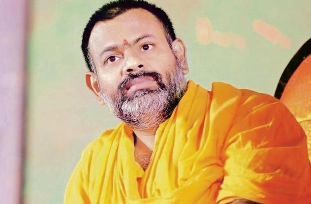 Swami Paripoornananda BJP