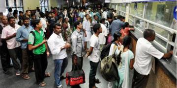unreserved tickets, railways, online