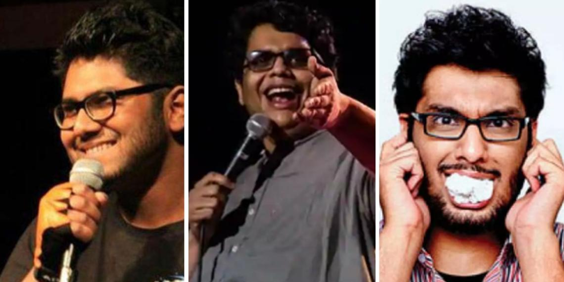 Comedians opposition