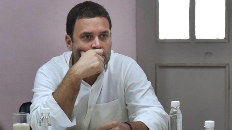 rahul gandhi, pm face, congress