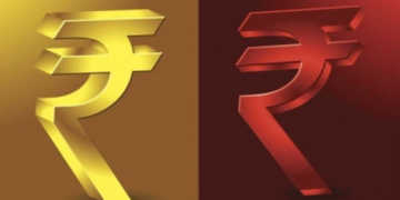 rupee ,overvalued