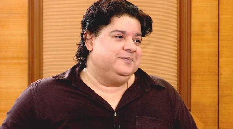sajid khan, harassing