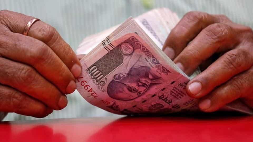 rupee india china