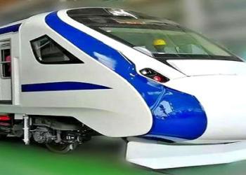 train 18, indian railways