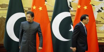 Imran Khan, China