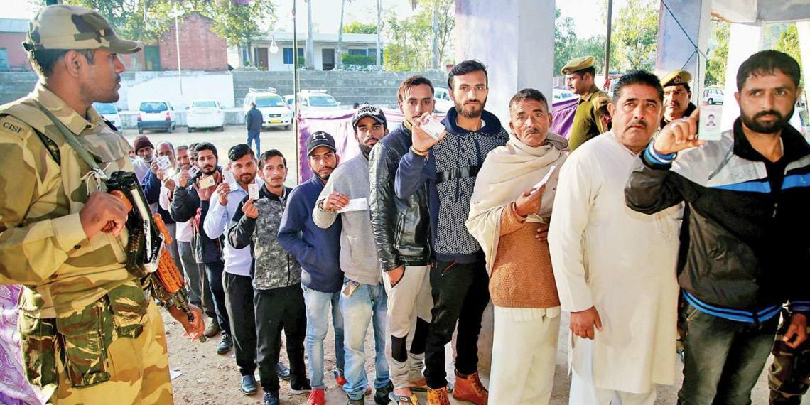 kashmir, panchayat elections