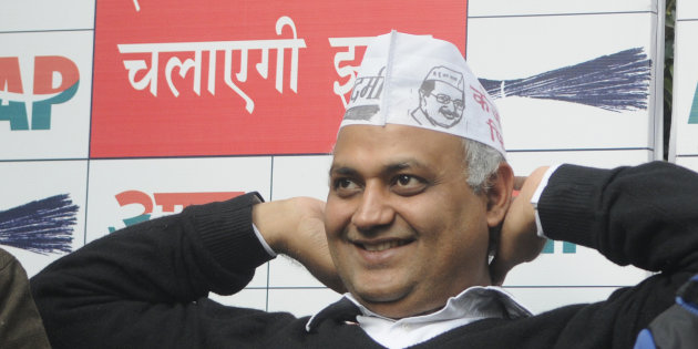 Somnath Bharti, India