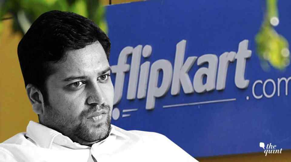 Binny Bansal decides to leave flipkart, amidst allegations of misconduct