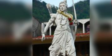 ayodhya, statue, yogi, ram