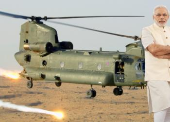 chinook, helicopters, indian, forces