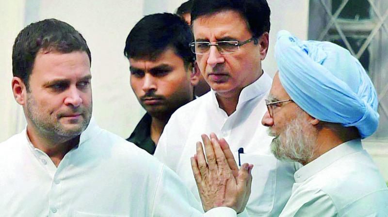 RBI, Congress, Manmohan Singh