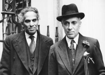 Nehru, Menon