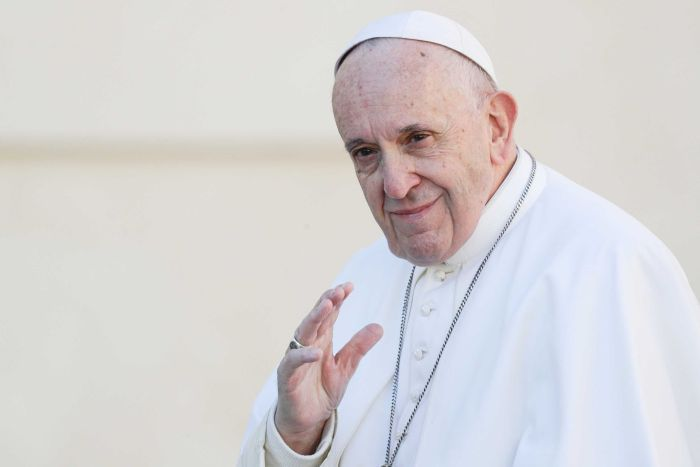 Pope Francis, homosexuals