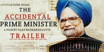 The accidental prime minister, trailer