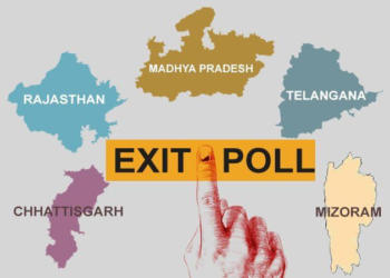 exit polls, BJP, congress