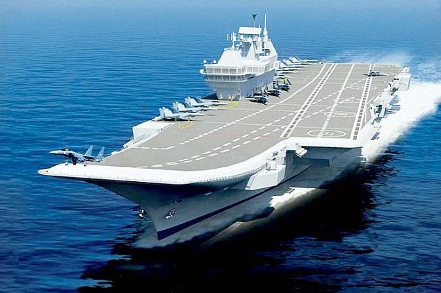 Indian Navy, Admiral Lanba