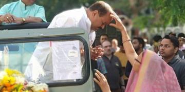 Ashwin Joshi, Congress