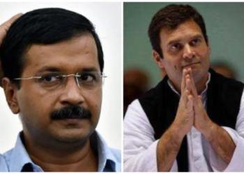 AAP, Congress, Delhi