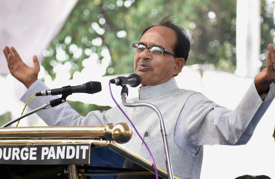 Shivraj Chouhan, Madhya Pradesh