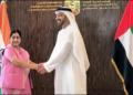 India, UAE, CurrencySwap