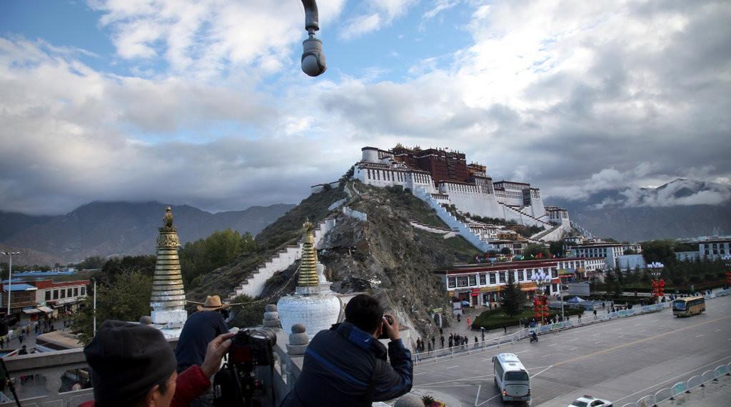 Trump, Tibet