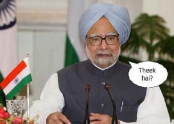 Manmohan Singh, press conferences