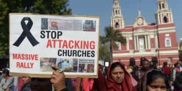 India, christians, open doors