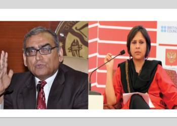 Markandey Katju, Barkha Dutt
