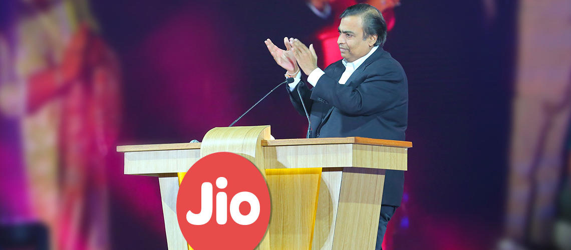 Reliance Jio, vodafone, airtel
