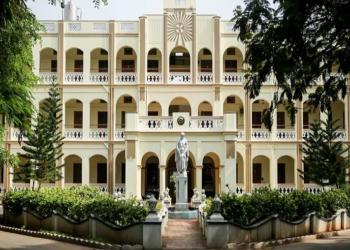 Loyola College, anti-Hindu