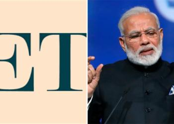 Modi, survey, Economic Times