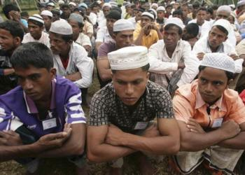 Rohingyas, India, government