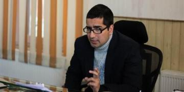 shah faesal, resigned