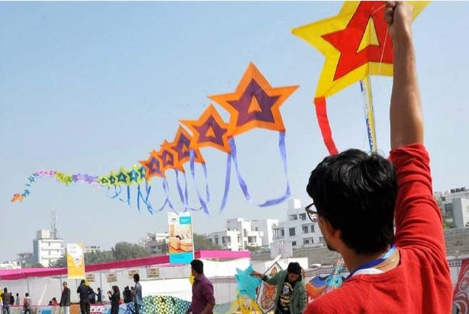 kite flying, hyderabad