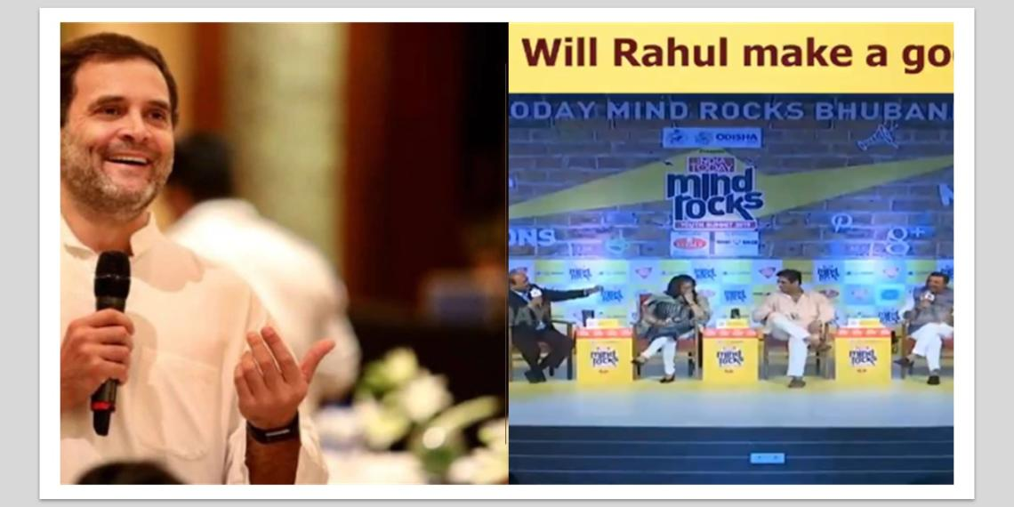 rahul gandhi, video