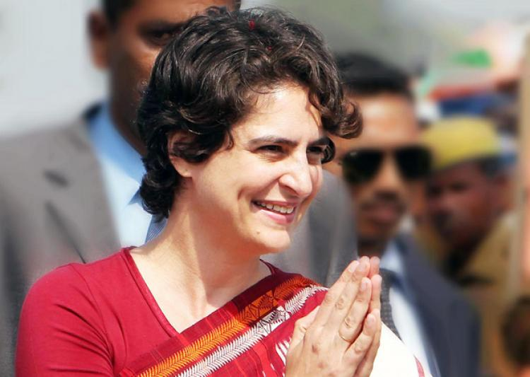 priyanka gandhi, net worth