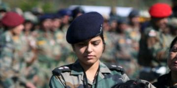 Military police, inclusion of women