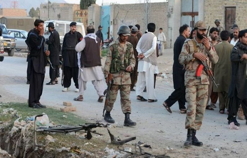 Balochistan, Freedom Fighters, Pakistan Army, Attack