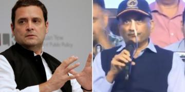 Rahul Gandhi, Parrikar, Rafale