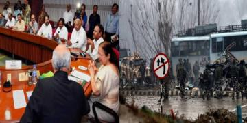 opposition, resolution, pulwama