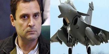 rahul gandhi, lies, rafale deal