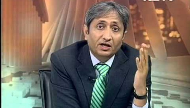 Ravish Kumar, defense budget